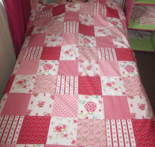 annabelle's bed